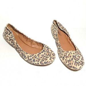 Lucky Brand | Leopard Print Emmie Flats